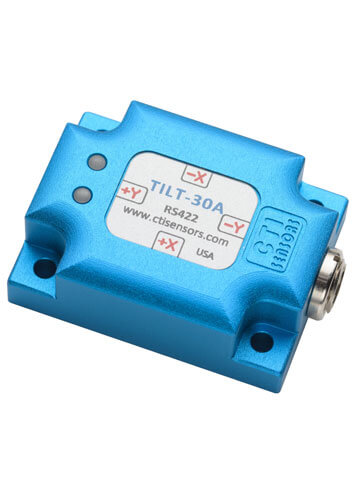 TILT-30A Inclinometer Tilt Sensor